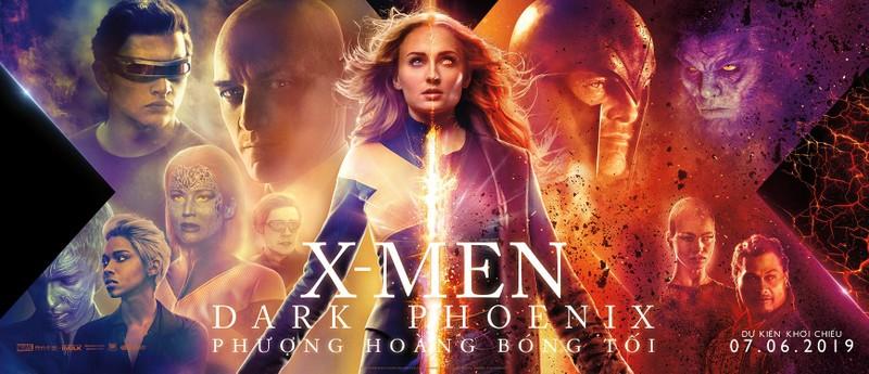 20 năm dị nhân X-Men xuất hiện trên màn ảnh rộng  - ảnh 2