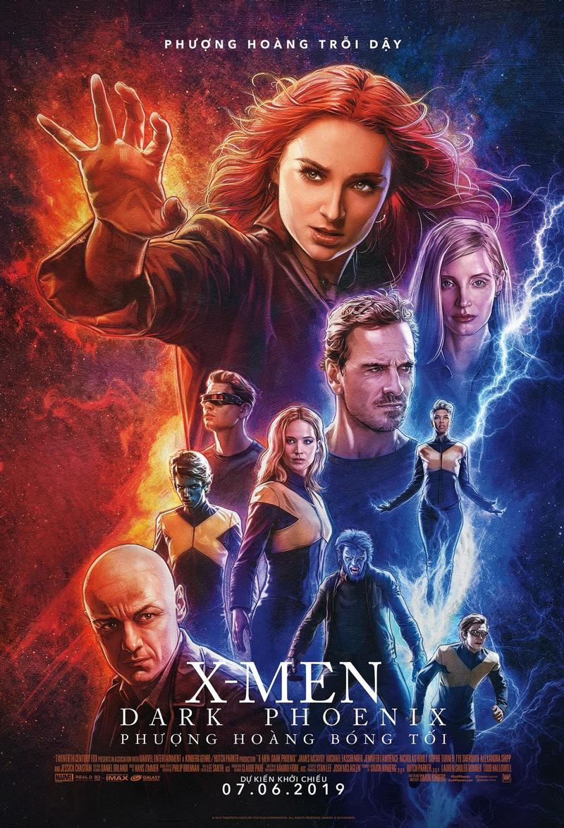 20 năm dị nhân X-Men xuất hiện trên màn ảnh rộng  - ảnh 1