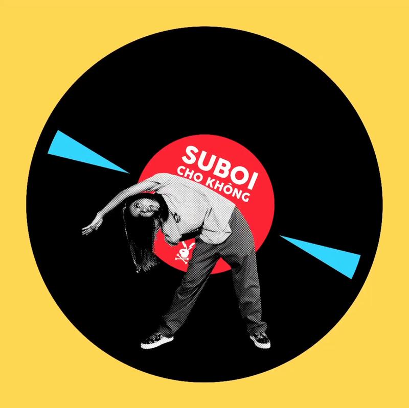 Việt Max làm MV phong cách Pop Art dành cho Suboi - ảnh 4