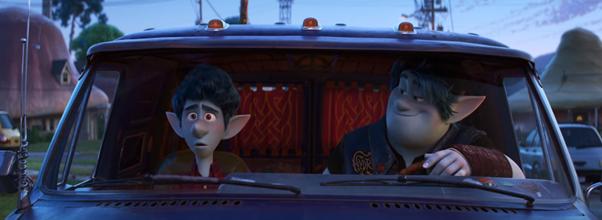 Disney-Pixar tung trailer đầu tiên của Onward  - ảnh 9