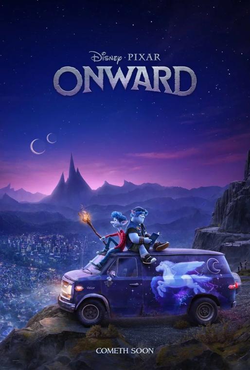 Disney-Pixar tung trailer đầu tiên của Onward  - ảnh 2