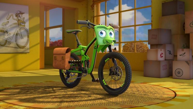 Bikes chuyến phiêu lưu đáng yêu của những cô cậu xe đạp - ảnh 4