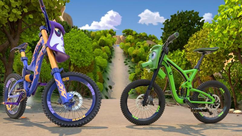 Bikes chuyến phiêu lưu đáng yêu của những cô cậu xe đạp - ảnh 7