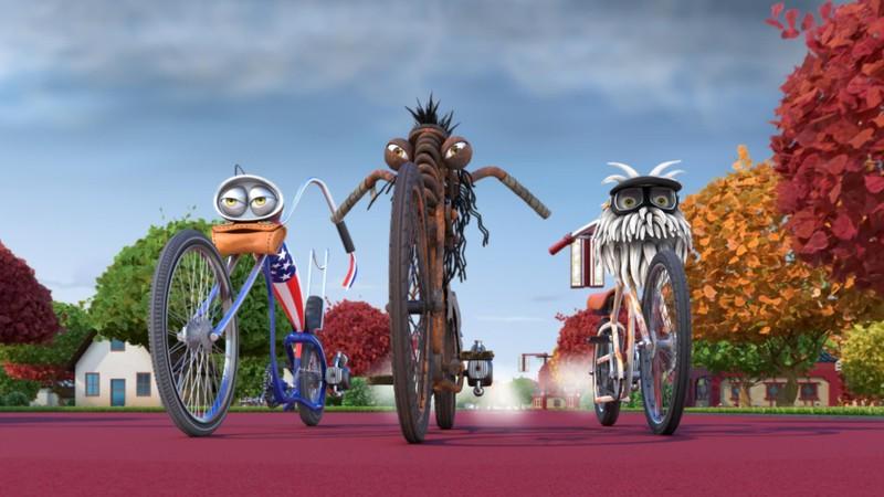 Bikes chuyến phiêu lưu đáng yêu của những cô cậu xe đạp - ảnh 6