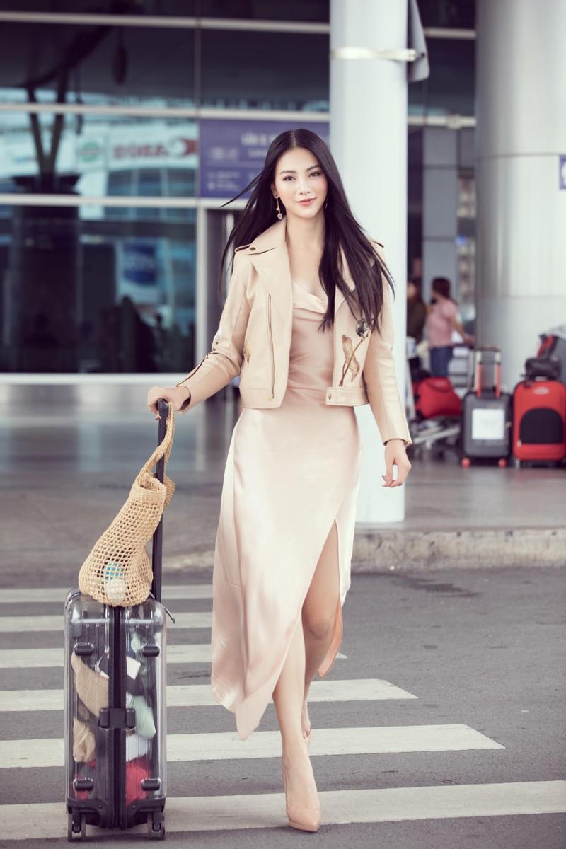 Nhà sáng lập Miss Earth Singapore đón Phương Khánh - ảnh 1