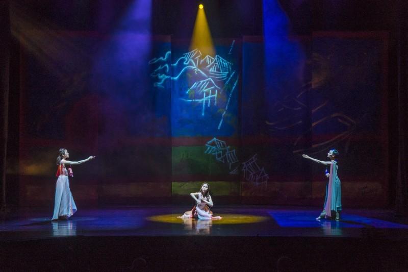 Tác phẩm 'Múa Kiều' sẽ trở lại với khán giả Sài Gòn - ảnh 4