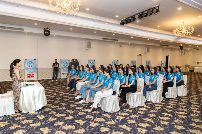 34 thí sinh miền Nam bắt đầu vòng sơ tuyển Miss Word Việt Nam  - ảnh 3