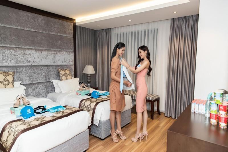 34 thí sinh miền Nam bắt đầu vòng sơ tuyển Miss Word Việt Nam  - ảnh 1