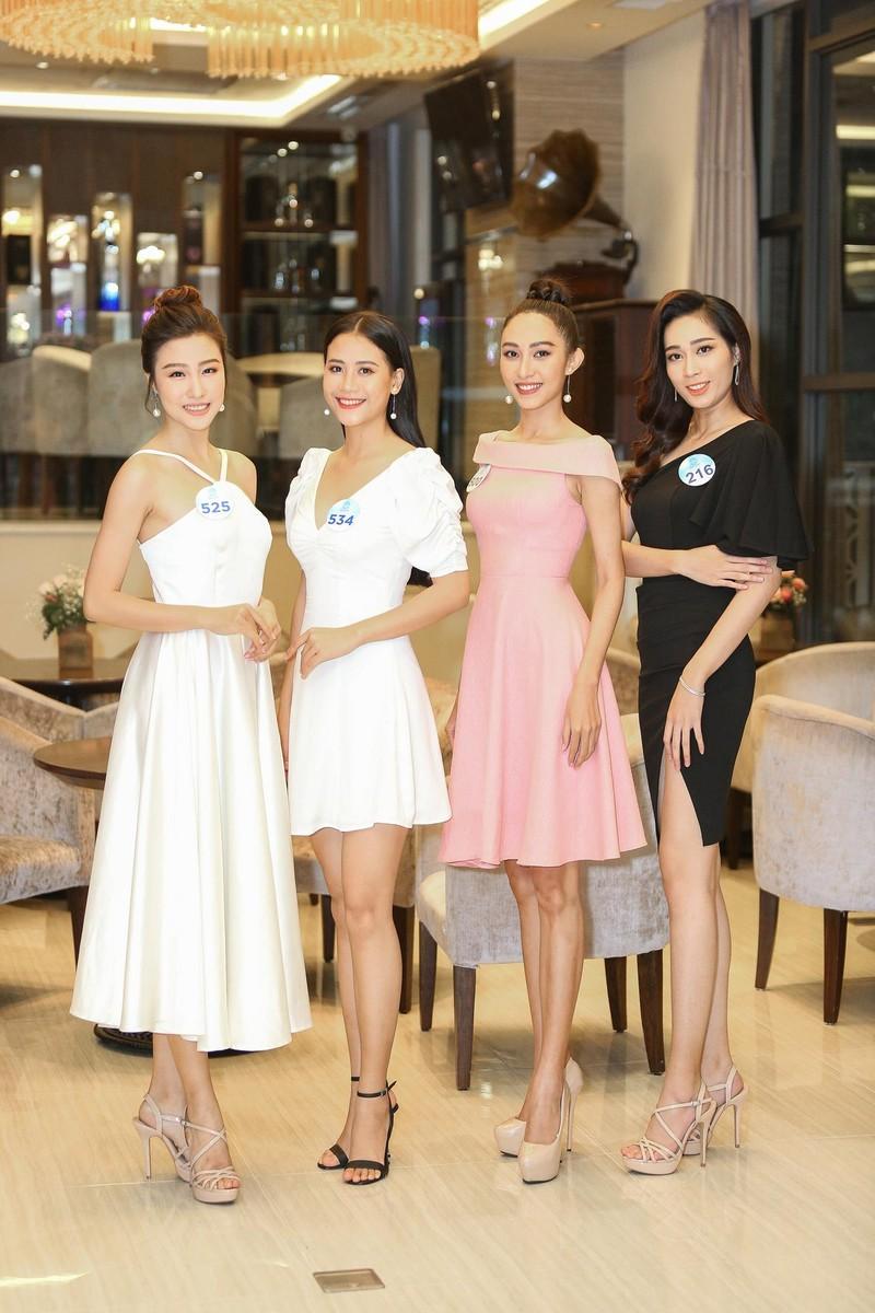 34 thí sinh miền Nam bắt đầu vòng sơ tuyển Miss Word Việt Nam  - ảnh 2