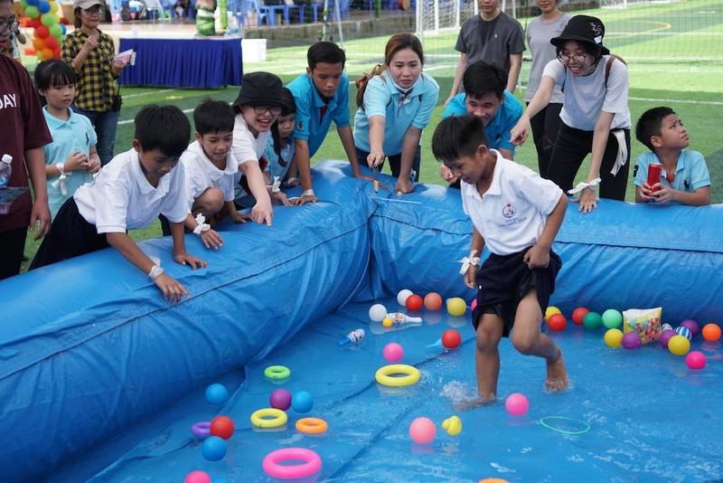 Ngày hội vui chơi dành cho trẻ em các mái ấm  - ảnh 2