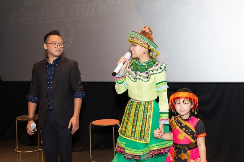 Một ngày vào vai Mị Hoàng Thuỳ Linh thu về hơn 2,5 triệu views - ảnh 2