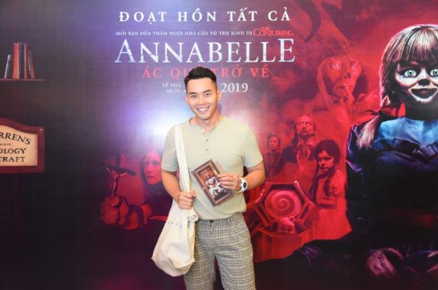Dàn sao Việt chào đón sự trở lại của búp bê quỷ ám Annabelle  - ảnh 15