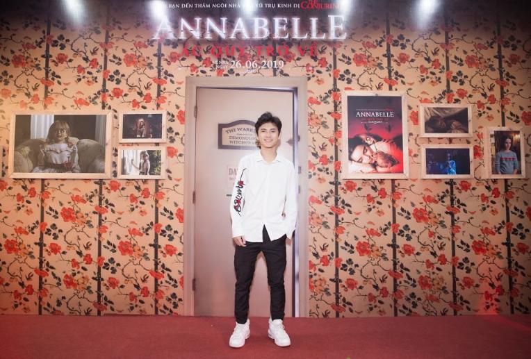Dàn sao Việt chào đón sự trở lại của búp bê quỷ ám Annabelle  - ảnh 7