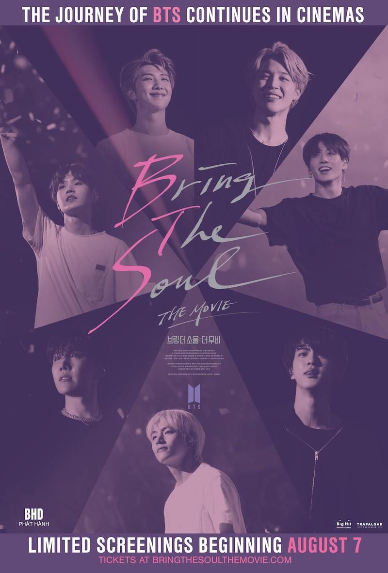 BTS tái xuất màn ảnh rộng vào mùa hè này  - ảnh 3