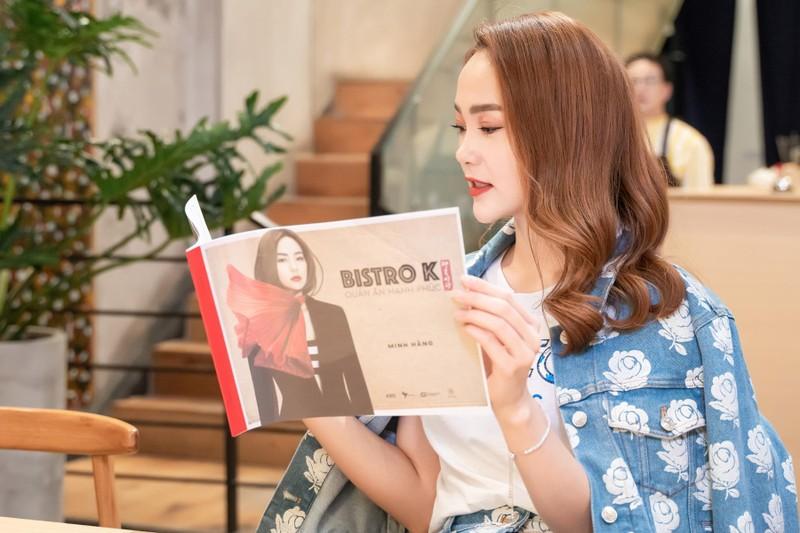 Minh Hằng tiết lộ lý do chọn danh xưng 'bé Heo' - ảnh 4