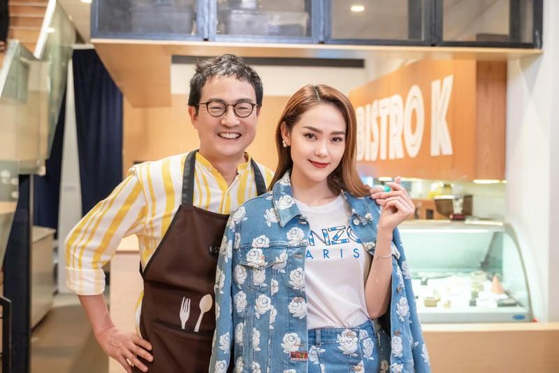 Minh Hằng tiết lộ lý do chọn danh xưng 'bé Heo' - ảnh 3
