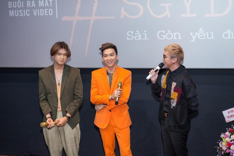 Tăng Phúc gây nhói lòng cộng đồng LGBT trong dự án Sài Gòn - ảnh 3
