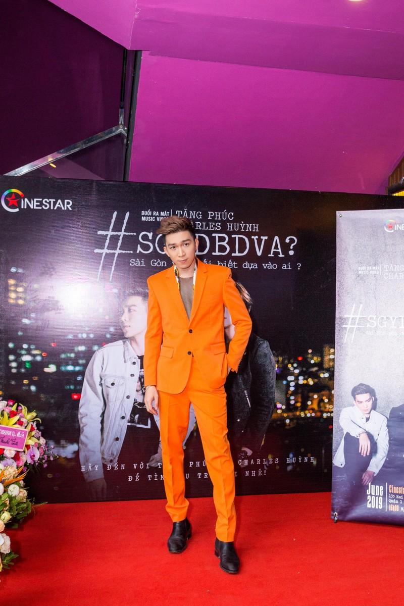 Tăng Phúc gây nhói lòng cộng đồng LGBT trong dự án Sài Gòn - ảnh 2