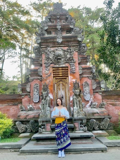 Ngắm Hà Thu diện bikini tại Bali - ảnh 2