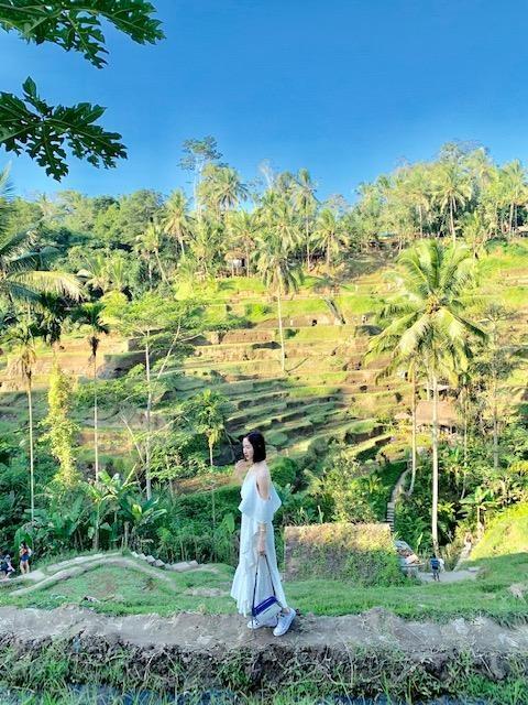 Ngắm Hà Thu diện bikini tại Bali - ảnh 5