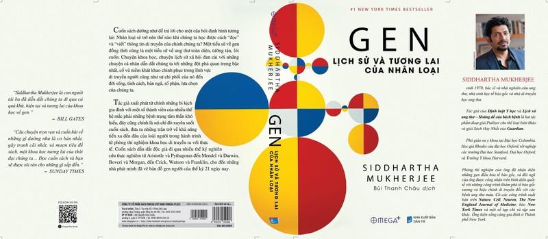 Ra mắt sách Gen lịch sử và tương lai của nhân loại  - ảnh 1