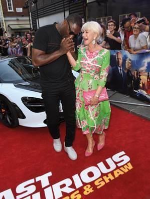 Jason Statham tụ hội tại buổi công chiếu phim 'Fast & Furious' - ảnh 7