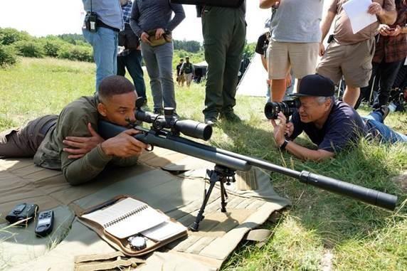 Will Smith đối đầu với bản sao vô tính trong' Đàn ông song tử' - ảnh 6