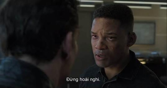 Will Smith đối đầu với bản sao vô tính trong' Đàn ông song tử' - ảnh 5