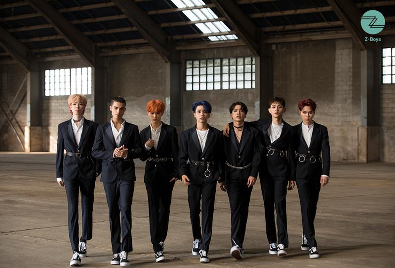 Hai nhóm nhạc đa quốc tịch ra MV mới toanh  - ảnh 1
