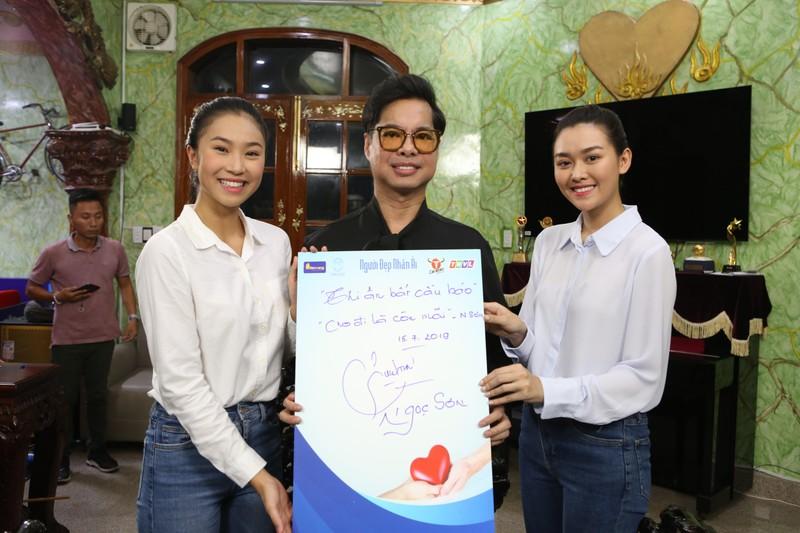 MC Quyền Linh, hoa hậu Đỗ Mỹ Linh cùng hiến tạng cứu người  - ảnh 6