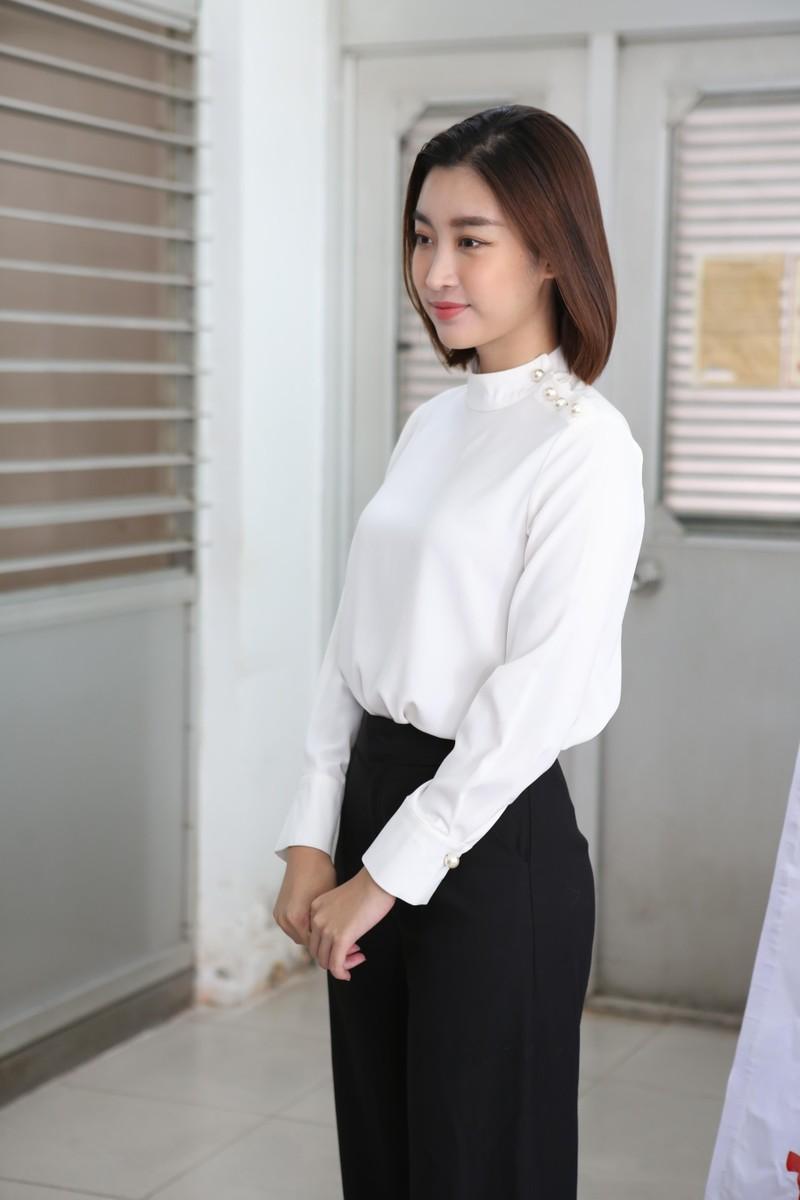 MC Quyền Linh, hoa hậu Đỗ Mỹ Linh cùng hiến tạng cứu người  - ảnh 3