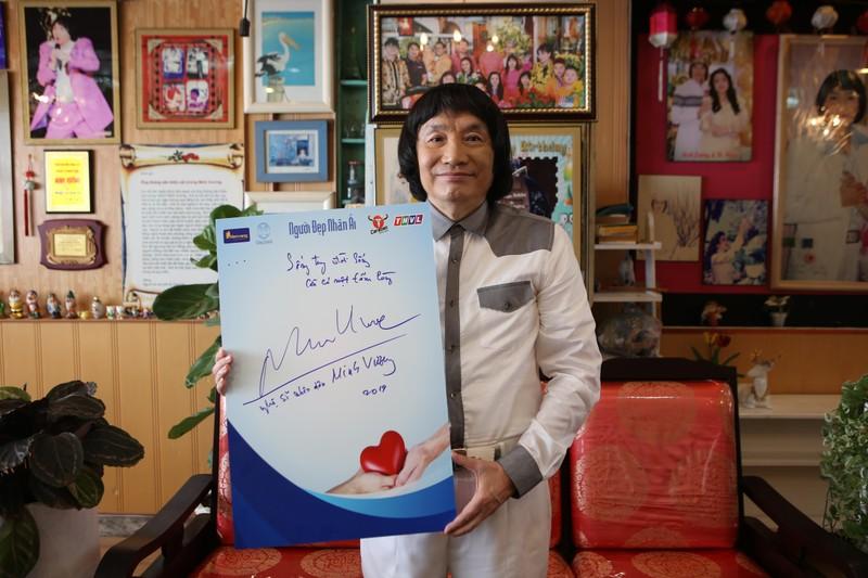 MC Quyền Linh, hoa hậu Đỗ Mỹ Linh cùng hiến tạng cứu người  - ảnh 5