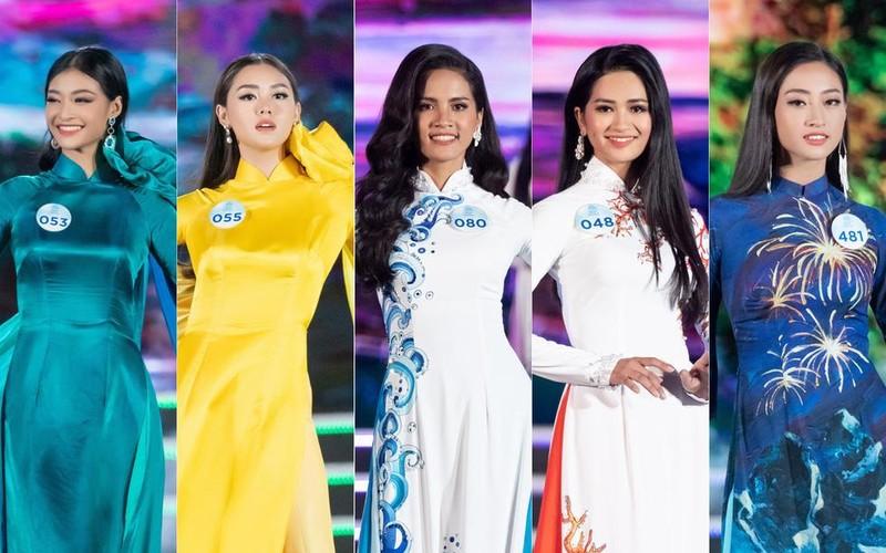 Lương Thùy Linh đăng quang Hoa hậu Thế giới Việt Nam 2019 - ảnh 6