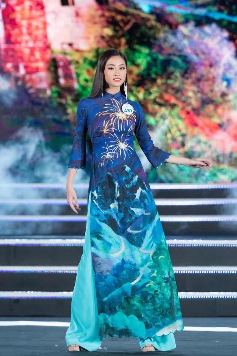 Ngắm nhan sắc tân Hoa hậu Thế giới Việt Nam Lương Thùy Linh - ảnh 8
