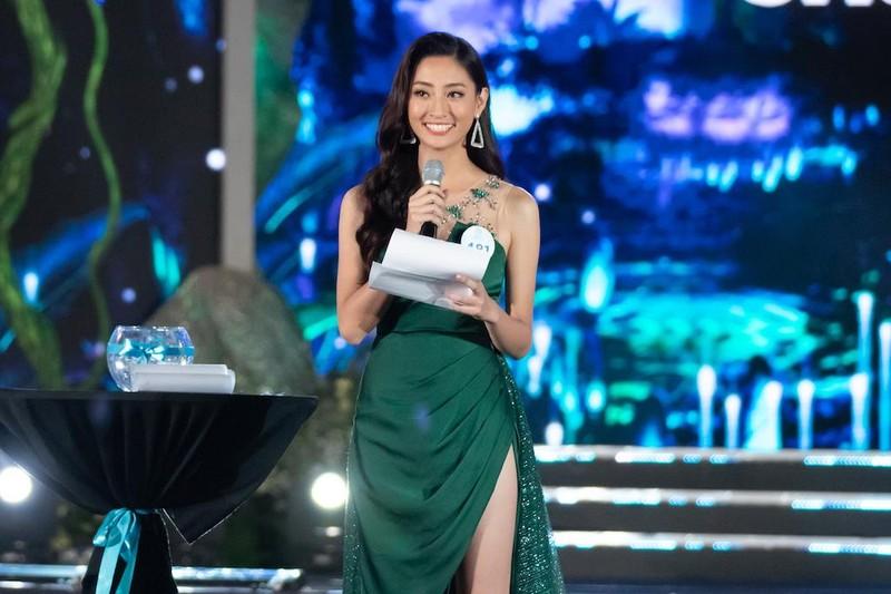 Ngắm nhan sắc tân Hoa hậu Thế giới Việt Nam Lương Thùy Linh - ảnh 11
