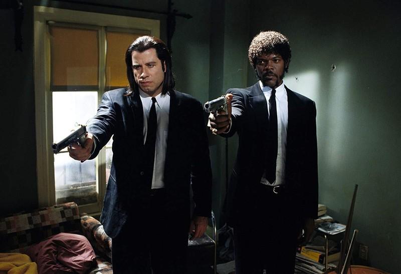 Loạt phim xuất hiện ấn tượng của quái kiệt Quentin Tarantino  - ảnh 2