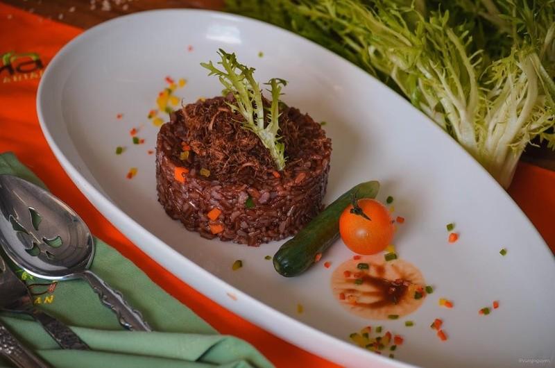Ngày hội văn hóa ẩm thực chay 2019 Vu lan báo hiếu tại Đầm sen - ảnh 2