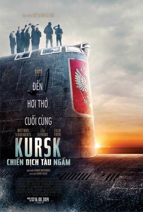 Thảm họa tàu ngầm của Nga sẽ được xuất hiện trên phim  - ảnh 3