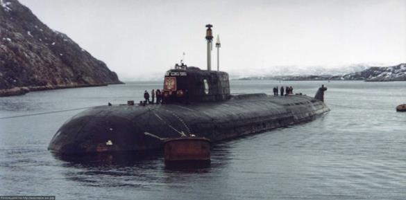 Thảm họa tàu ngầm của Nga sẽ được xuất hiện trên phim  - ảnh 2