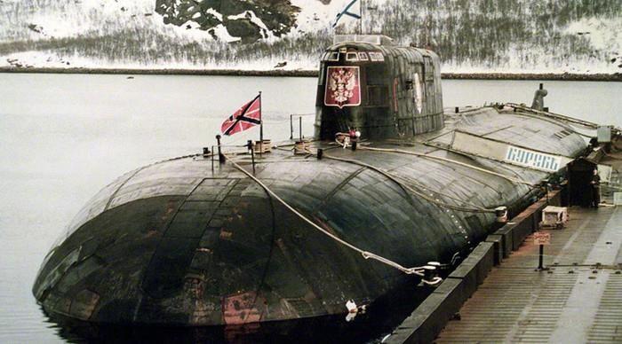 Thảm họa tàu ngầm của Nga sẽ được xuất hiện trên phim  - ảnh 1