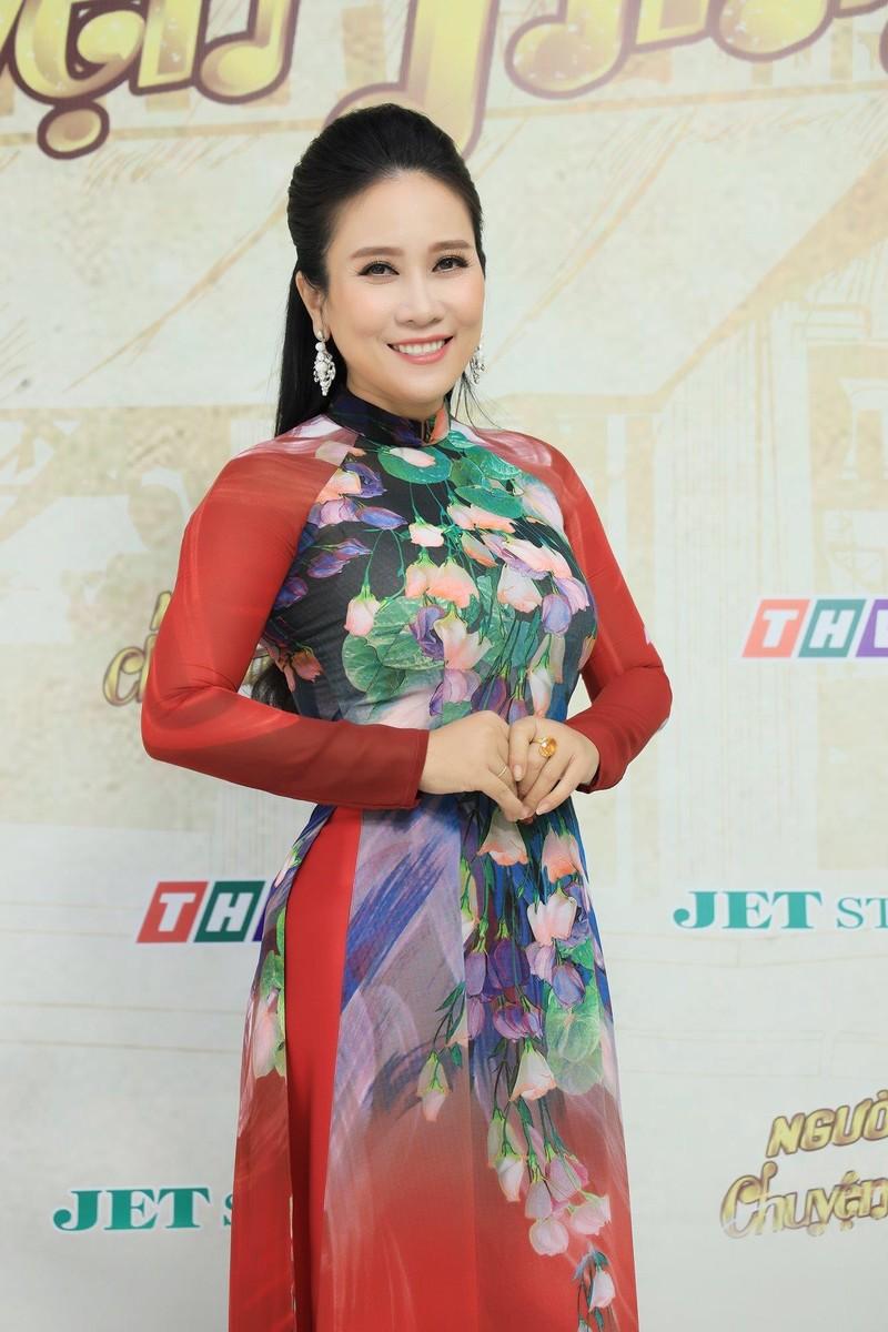 Lần hiếm hoi ca sĩ Vân Khánh chia sẻ về chồng - ảnh 1