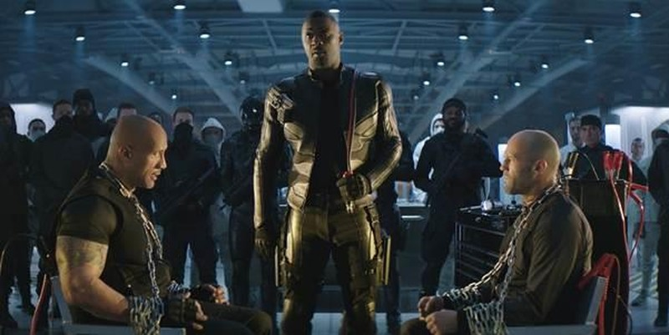 Lộ diện trùm cuối nguy hiểm bậc nhất trong phim Fast & Furious - ảnh 1