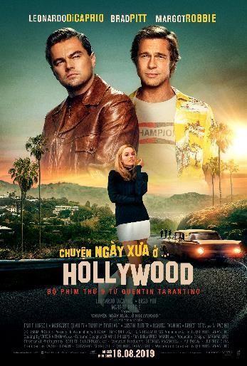 Những lý do không thể bỏ qua 'Once Upon a Time in Hollywood' - ảnh 1