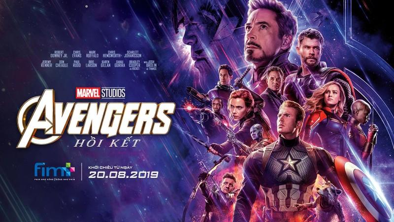 Avengers Endgame chính thức có bản online - ảnh 1