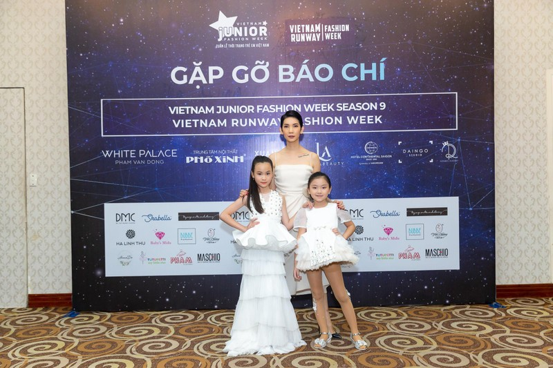Xuân Lan công bố ra mắt mùa một 'Vietnam Junior Fashion Week' - ảnh 3