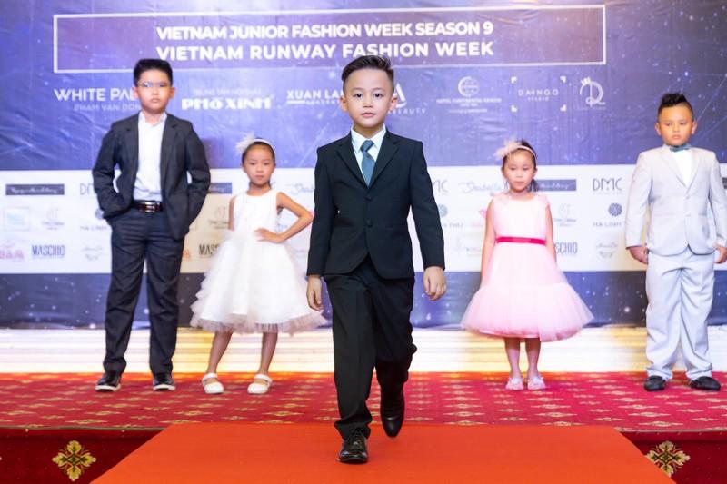 Xuân Lan công bố ra mắt mùa một 'Vietnam Junior Fashion Week' - ảnh 2