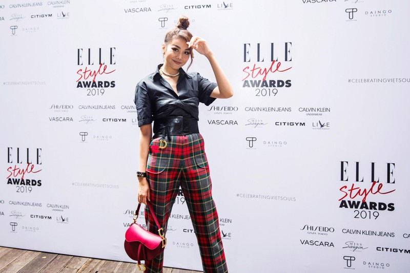 Thanh Hằng trở thành cố vấn lễ trao giải ELLE Style - ảnh 1