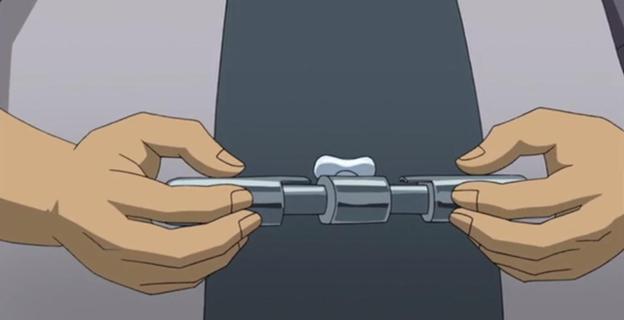 Những bộ vũ khí Conan làm choáng váng khán giả - ảnh 12