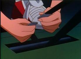 Những bộ vũ khí Conan làm choáng váng khán giả - ảnh 8