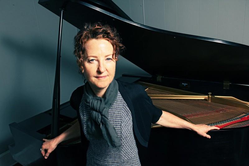 Bậc thầy dương cầm Myra Melford lần đầu đến Việt Nam  - ảnh 1